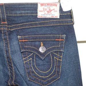 True religion Billy womens jeans size 26 Long